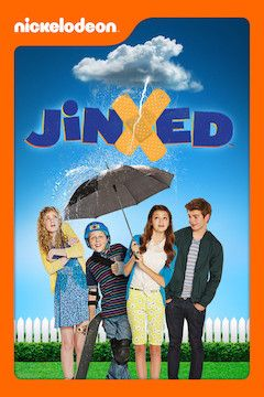 Jinxed movie poster.