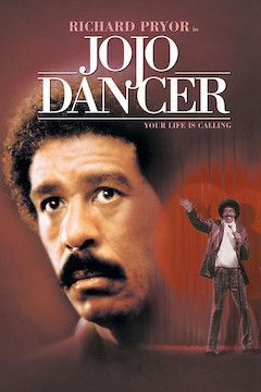 Jo Jo Dancer, Your Life Is Calling movie poster.