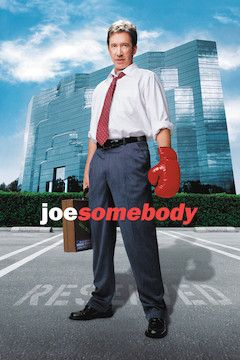 Joe Somebody movie poster.