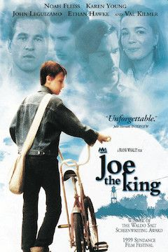 Joe the King movie poster.