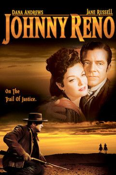 Johnny Reno movie poster.