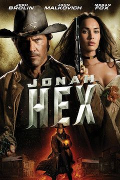 Jonah Hex movie poster.