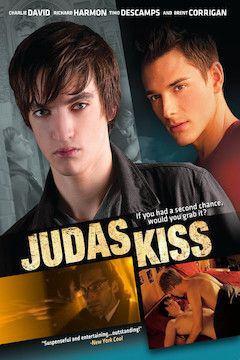 Judas Kiss movie poster.