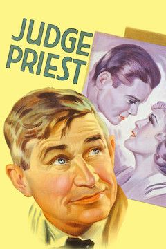Judge Priest movie poster.