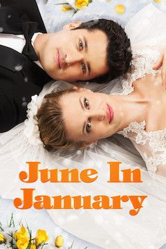 June in January movie poster.