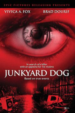 Junkyard Dog movie poster.