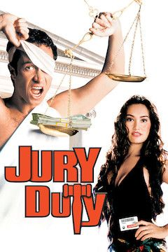 Jury Duty movie poster.