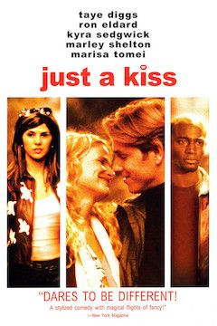 Just a Kiss movie poster.