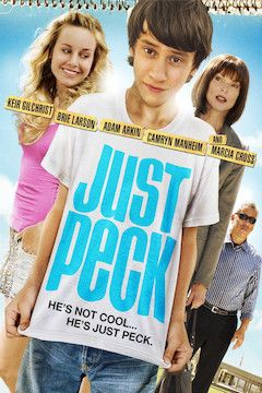 Just Peck movie poster.