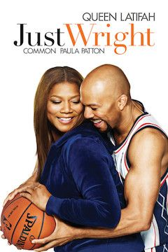 Just Wright movie poster.