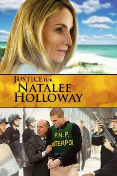 Justice for Natalee Holloway movie poster.