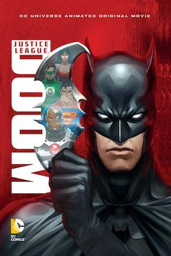 Justice League: Doom movie poster.