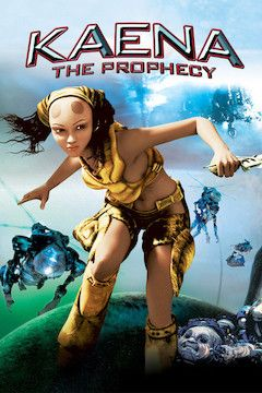 Kaena: The Prophecy movie poster.