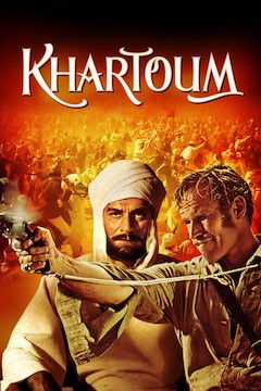 Khartoum movie poster.