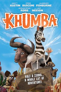 Khumba movie poster.