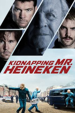 Kidnapping Mr. Heineken movie poster.