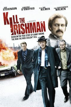 Kill the Irishman movie poster.