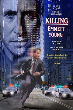 Killing Emmett Young movie poster.