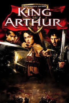 Poster for the movie King Arthur
