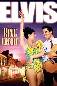 King Creole movie poster.