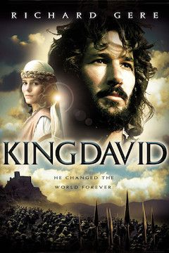 King David movie poster.