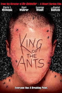 King of the Ants movie poster.