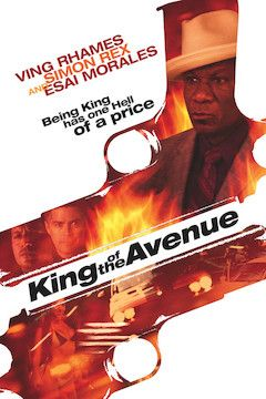 King of the Avenue movie poster.