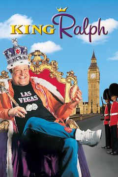 King Ralph movie poster.