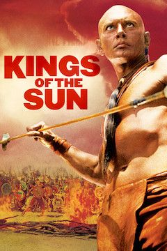 Kings of the Sun movie poster.