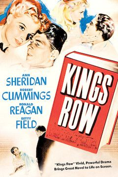 Poster for the movie Kings Row