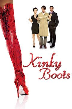 Kinky Boots movie poster.