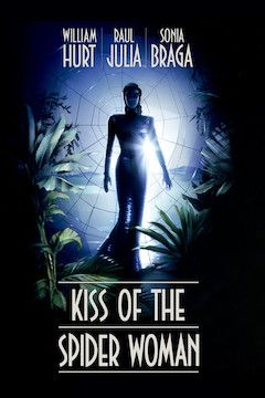 Kiss of the Spider Woman movie poster.