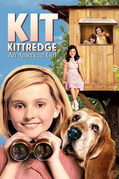 Kit Kittredge: An American Girl movie poster.