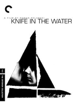 Poster for the movie Knife in the Water