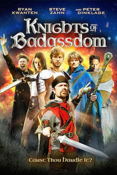 Poster for the movie Knights of Badassdom