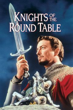 Knights of the Round Table movie poster.