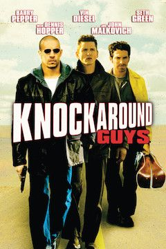Knockaround Guys movie poster.