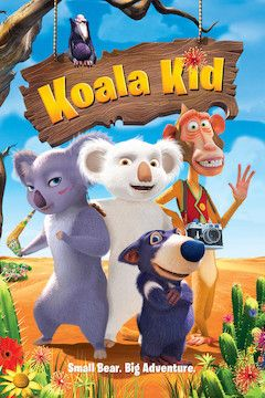 Koala Kid movie poster.