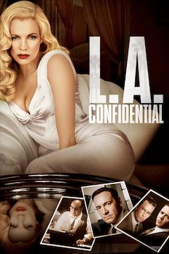 L.A. Confidential movie poster.