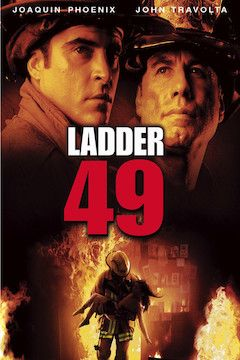 Ladder 49 movie poster.