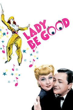Lady Be Good movie poster.