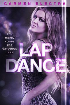 Poster for the movie Lap Dance