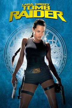 Poster for the movie Lara Croft: Tomb Raider