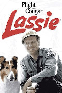 Lassie: Flight of the Cougar movie poster.