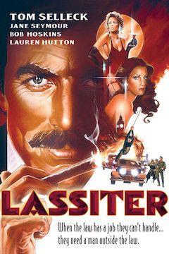 Lassiter movie poster.