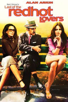 Last of the Red Hot Lovers movie poster.