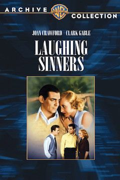 Poster for the movie Laughing Sinners