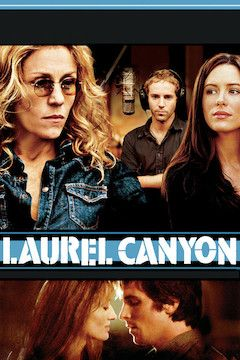 Poster for the movie Laurel Canyon