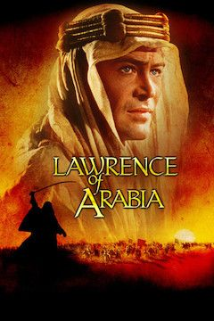 Lawrence of Arabia movie poster.