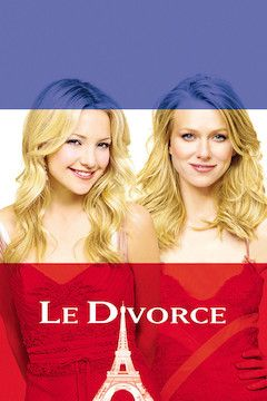 Poster for the movie Le Divorce